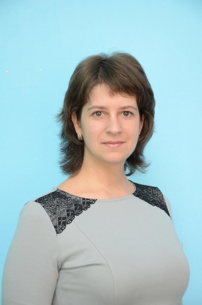Учитель английского и немецкого языков в Херсоне Ирина Федоровна.