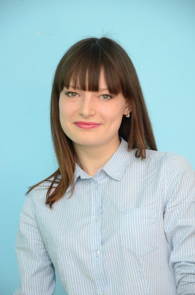 Репетитор польского языка в Херсоне Кристина Григорьевна. УЦ Твой Успех.