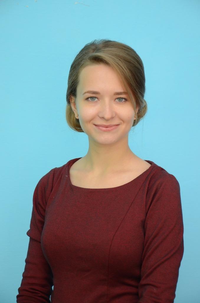 Преподаватель английского языка в Херсоне Оксана Витальевна. УЦ Твой Успех.