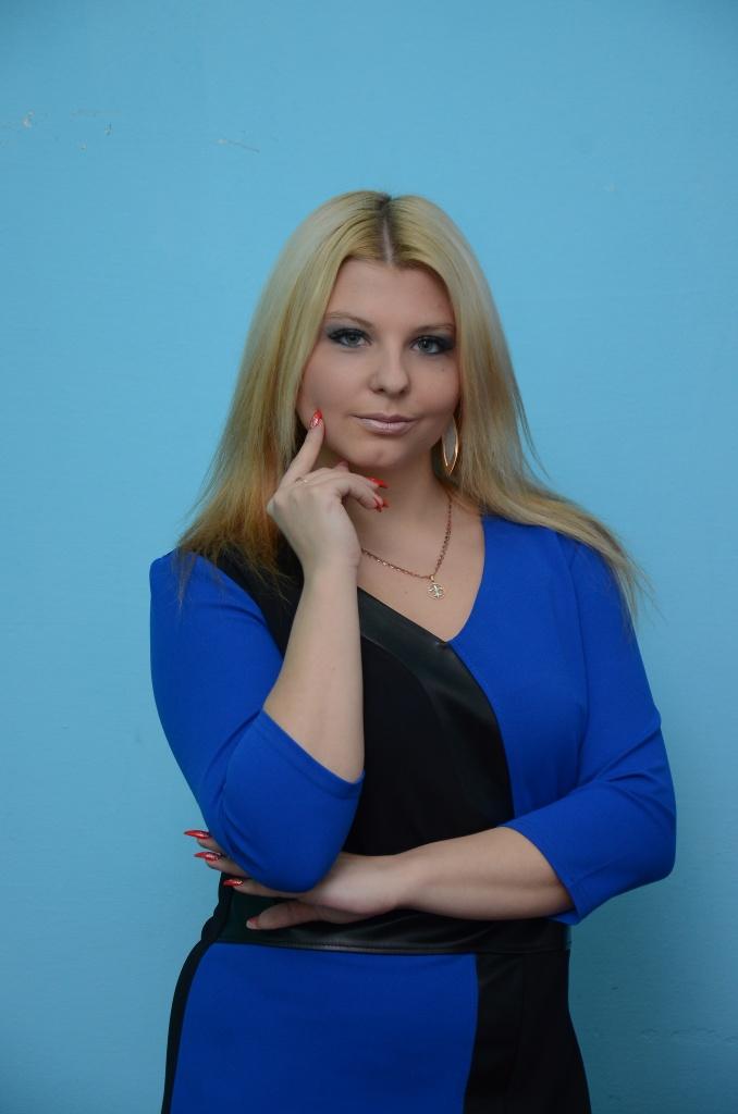Учитель английского языка и польского языка в Херсоне Алена Юрьевна.