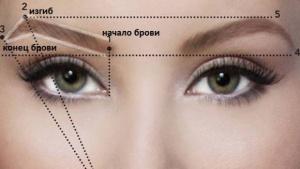 Курс коррекции бровей и моделирования бровей в Новой Каховке