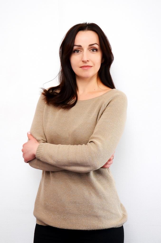 Репетитор французского и английского языков Оксана Валерьевна