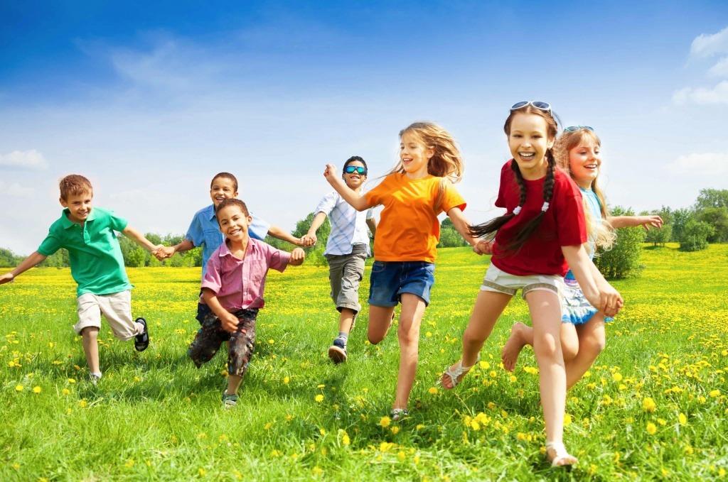 Летний городской лагерь для детей